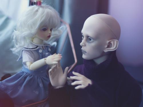 Damian and Kooma